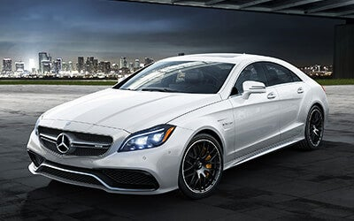 2016 Mercedes Benz Cls Class In Raleigh Nc Leith