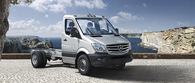 2016 Sprinter Cab Chassis Raleigh Nc Mercedes Benz