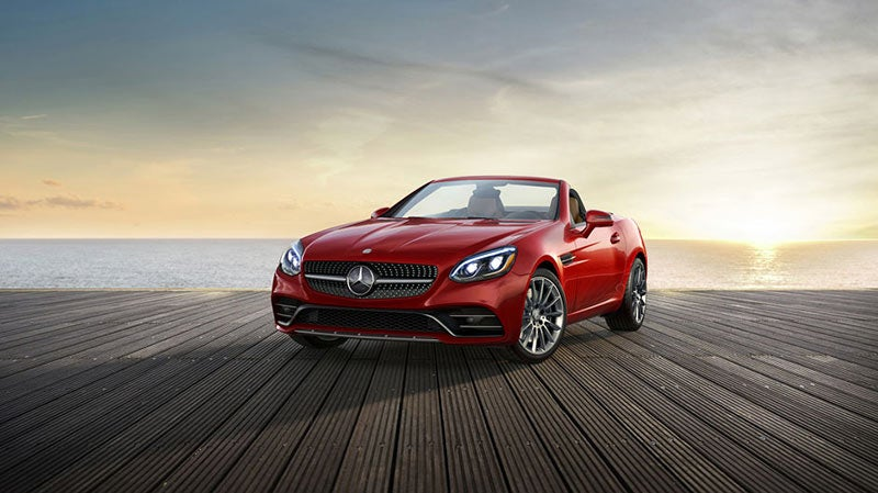 2017 mercedes benz slc in raleigh nc mercedes benz of for Mercedes benz nc