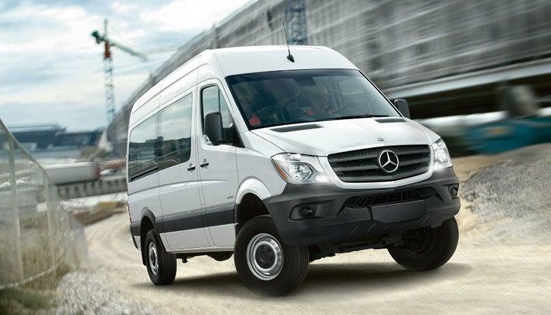 2017 mercedes benz sprinter passenger van in raleigh nc for Mercedes benz raleigh nc sale
