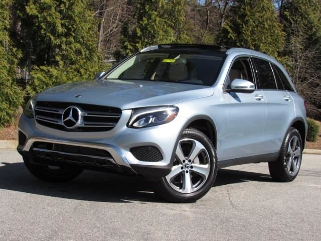 New 2018 mercedes benz glc for sale raleigh nc for Mercedes benz for sale in raleigh nc