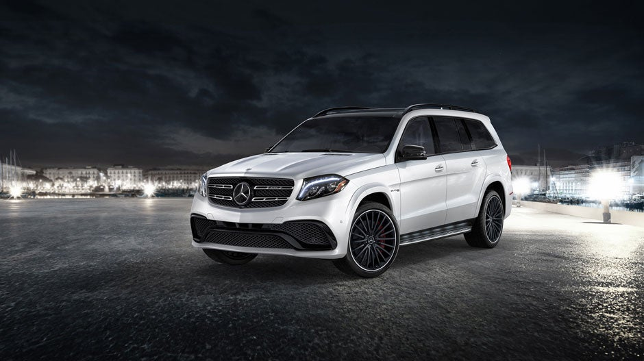 2016 mercedes benz gl class in raleigh nc leith for Mercedes benz raleigh nc sale