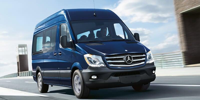 2016 Mercedes Benz Sprinter 2500 Passenger Van Raleigh NC