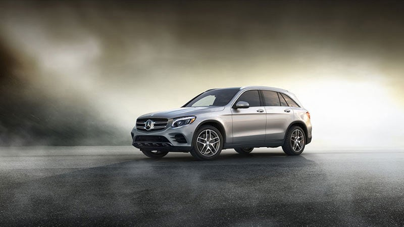 2017 mercedes benz glc in raleigh nc mercedes benz of for Mercedes benz service coupons 2017