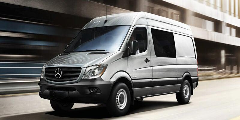 2017 Sprinter Crew Van in Raleigh, NC | Mercedes-Benz of ...