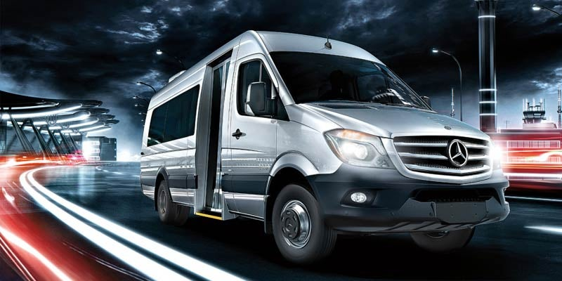 2017 mercedes benz sprinter minibus in raleigh nc for Mercedes benz raleigh