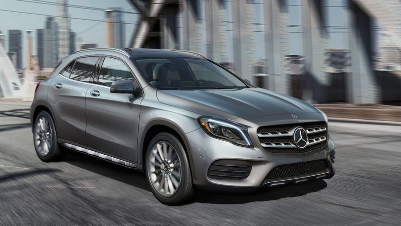 2018 mercedes benz gla suv in raleigh nc mercedes benz for Mercedes benz of raleigh nc