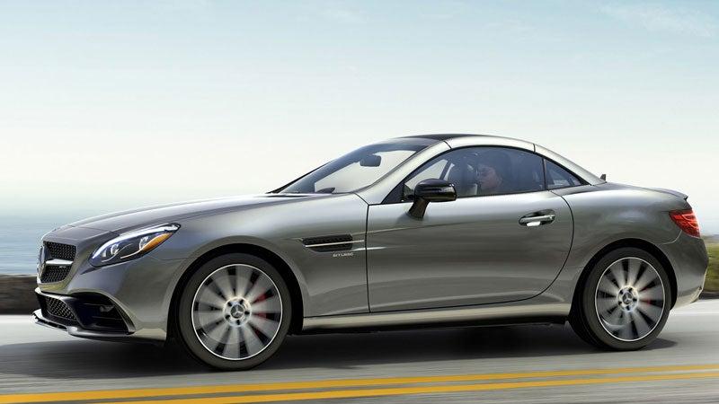 2018 mercedes benz slc roadster mercedes benz slc for Mercedes benz raleigh nc sale