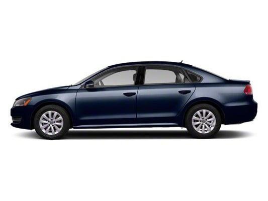 2013 Volkswagen Passat 4dr Sdn 2 0L DSG TDI SEL Premium