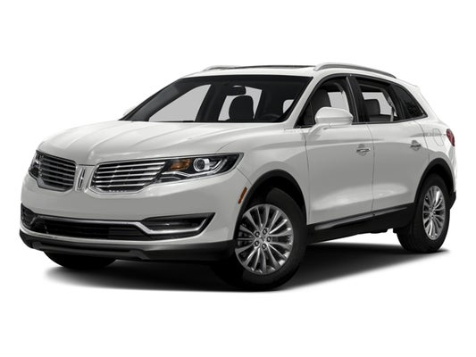 2016 Lincoln Mkt >> 2016 Lincoln Mkx Awd 4dr Select