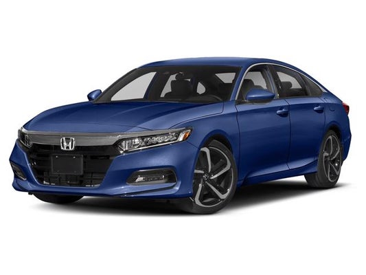 2018 Honda Accord Sedan Sport 1 5T CVT