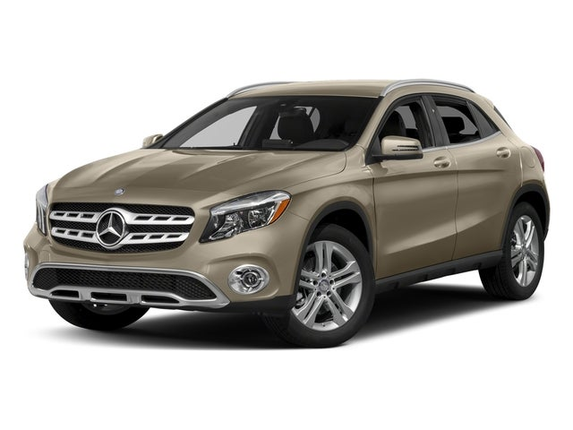 New 2018 mercedes benz gla for sale raleigh nc for Mercedes benz of wilmington nc