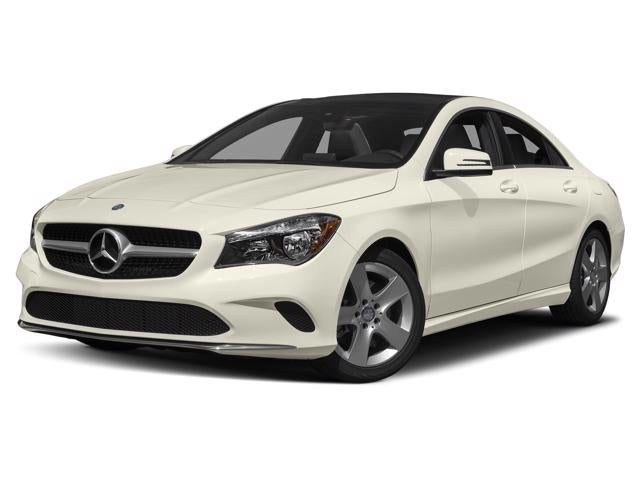 2019 Mercedes Benz CLA 250 Coupe
