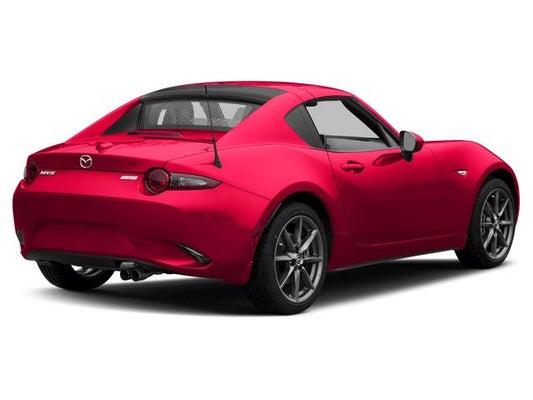 2017 Mazda Mx 5 Miata Rf Grand Touring >> 2017 Mazda Mx 5 Miata Rf Grand Touring Auto