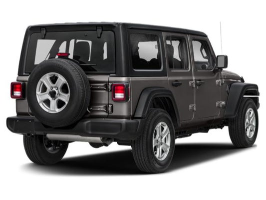 Used Jeep Wrangler For Sale Nc >> 2019 Jeep Wrangler Unlimited Sport S 4x4