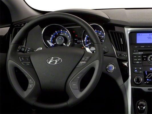 2012 Hyundai Sonata 4dr Sdn 2 0t Auto Limited