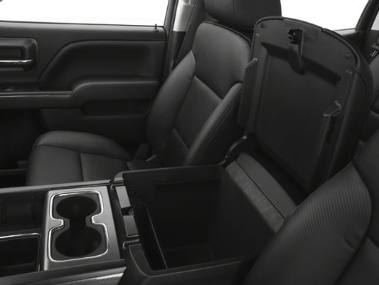 Pleasing 2015 Gmc Sierra 1500 4Wd Crew Cab 143 5 Sle Evergreenethics Interior Chair Design Evergreenethicsorg