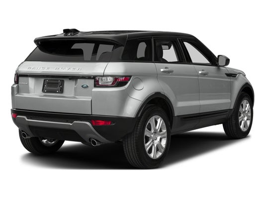 2017 Range Rover Configurations >> 2017 Land Rover Range Rover Evoque 5 Door Se Premium