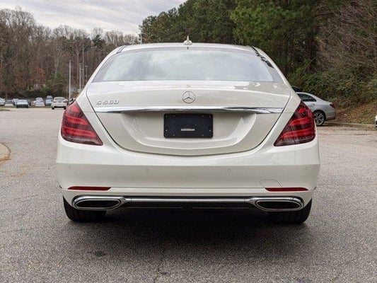 New 2020 Mercedes-Benz S-Class For Sale Raleigh NC ...