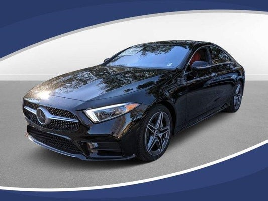 New 2020 Mercedes-Benz CLS For Sale Raleigh NC ...
