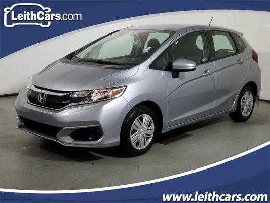 Honda Fit Mpg >> 2019 Honda Fit Lx Cvt