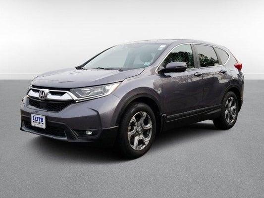 2017 Honda Cr V Ex L >> 2017 Honda Cr V Ex L 2wd W Navi
