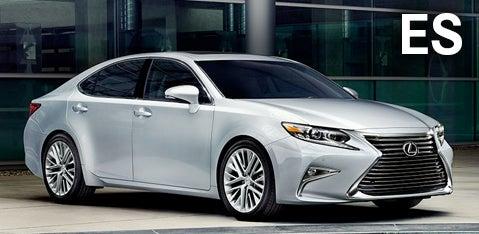 Compare Mercedes-Benz C-Class Luxury vs  Lexus ES   Mercedes-Benz of