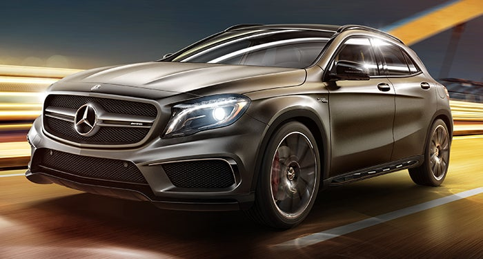 New 2015 Mercedes-Benz GLA Raleigh NC | Price | Technology