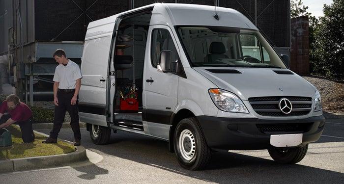 Mercedes Van Price >> 2014 Sprinter Cargo Van Raleigh Nc Price Safety Technology